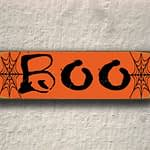 Boo Sign 4
