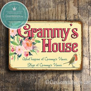 Grammy's House Sign