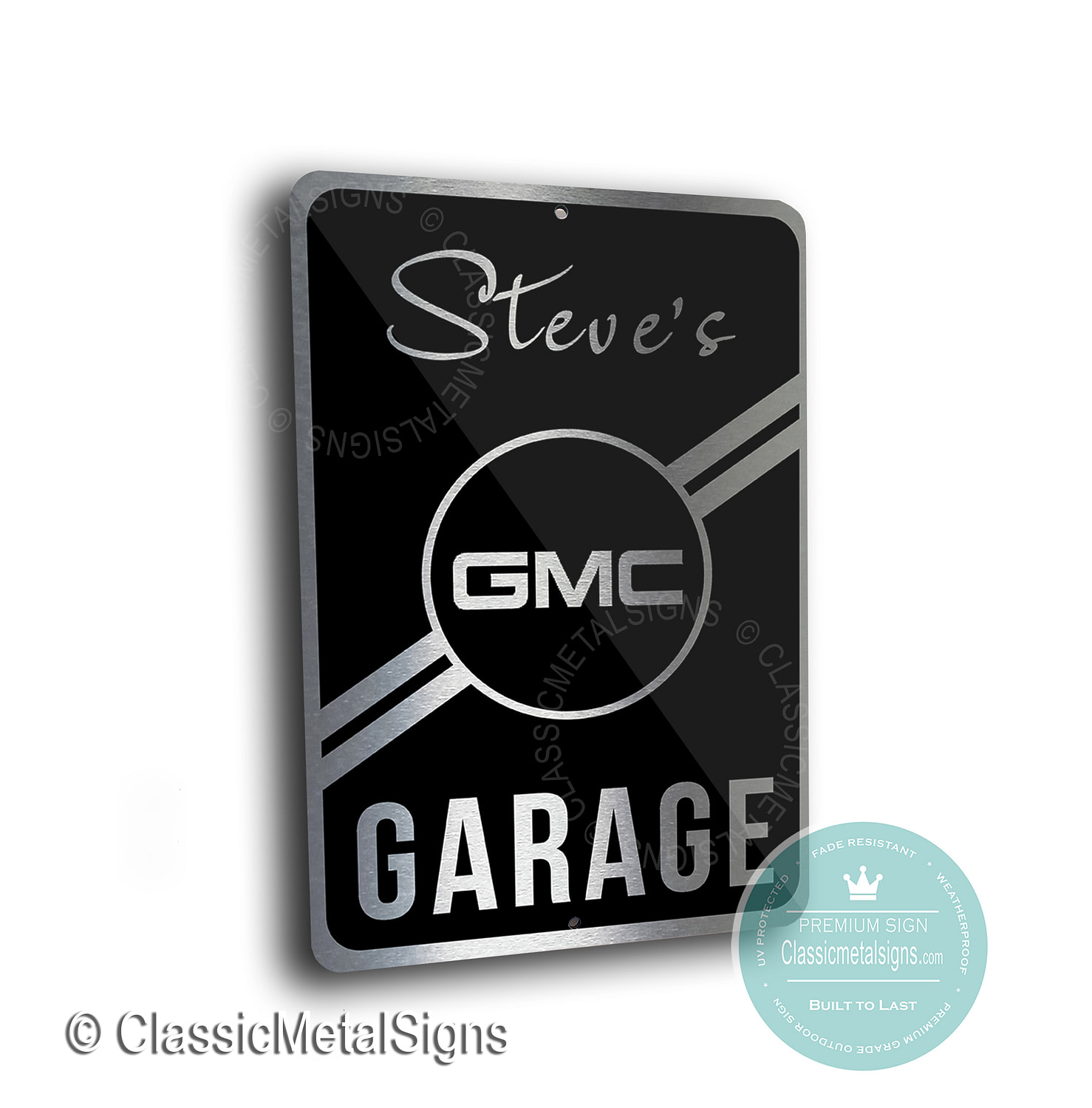 GMC Garage Signs
