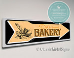 Bakery Signs