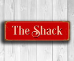 The Shack Signs