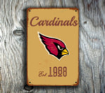 Vintage style Cardinals Sign