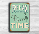 River Signs
