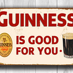 GUINNESS-SIGN-Vintage-style-Guinness-Sign-Guinness-Is-Good-For-You-Guinness-Composite-Aluminum-sign-Guinness-Vintage-Metal-Sign-Bar-Sign-2
