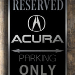 Acura Parking