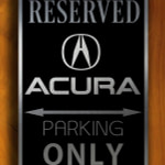 Acura Sign
