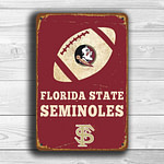 FLORIDA STATE Seminoles Sign