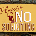 Soliciting