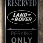 Land Rover Parking