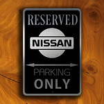 Nissan Sign