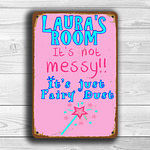 Personalized Girls Room Signs