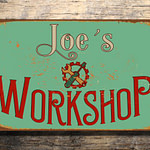 PERSONALIZED Workship Signs