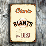 SAN FRANCISCO GIANTS  Sign