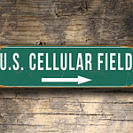 US Cellular Field Sign