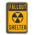 Fallout Shelter Sign 2