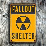Fallout Shelter Sign 4