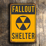 Fallout Shelter Sign 5