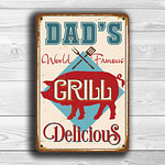 Dads World Famous Grill