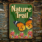 Nature Trail Sign 5
