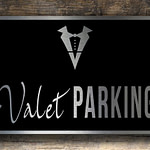 Valet Parking Sign 2