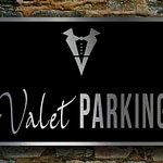 Valet Parking Sign 5