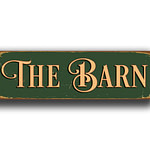 The Barn Sign sign 1