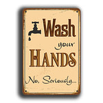 Wash Your Hands Sign 5
