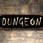 Dungeon Sign 1