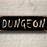 Dungeon Sign 2