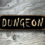 Dungeon Sign 5