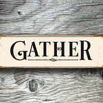 Gather Sign 2