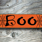Boo Sign 2
