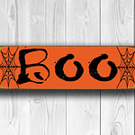 Boo Sign 3