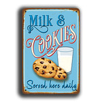Milk and Cookies Sign 1