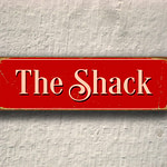 The Shack Sign 4