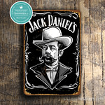 Clasic Metal Signs Jack Daniels Sign 2