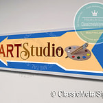 Art Studio Sign