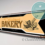 Bakery Directional Sign