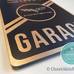 Custom Garage Sign – Classic Metal Signs