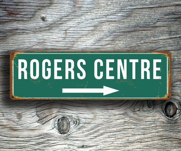 ROGERS CENTRE SIGN