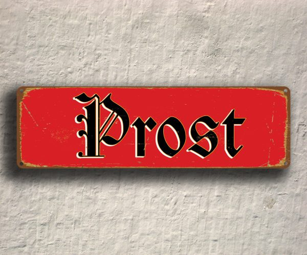 Prost Sign
