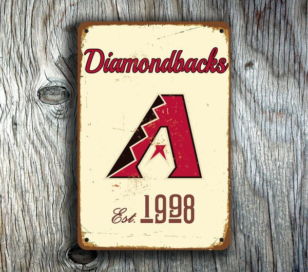 ARIZONA DIAMONDBACKS SIGN