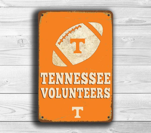 TENNESSEE VOLUNTEERS SIGN